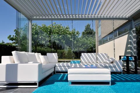 Pergolas para jardines y terrazas